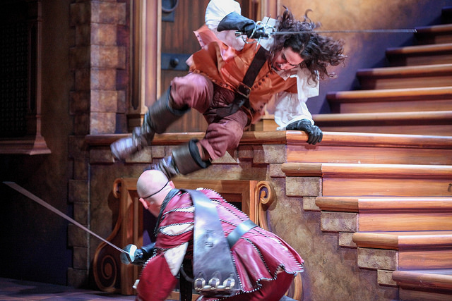 BWW Review: THE THREE MUSKETEERS is Riveting at Syracuse Stage