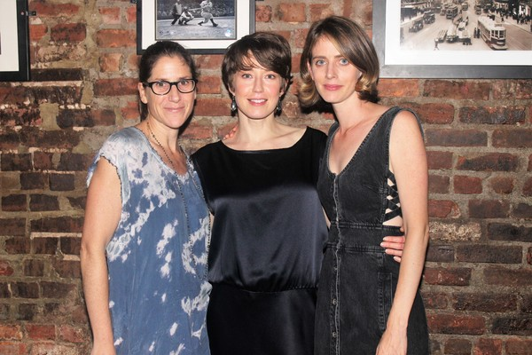 Anne Kauffman, Carrie Coon and Amy Herzog
