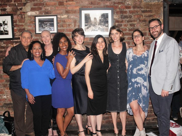 Photo Coverage: MARY JANE Celebrates Opening at New York Theatre Workshop