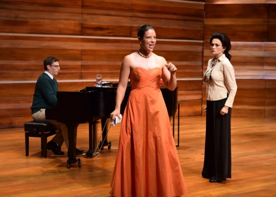 BWW Review: MASTER CLASS at Garry Marshall Theatre, or What Becomes a Legend Most?