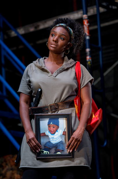 BWW Review: Suzan-Lori Parks' IN THE BLOOD Makes Greek Tragedy Out Of The Scarlet Letter