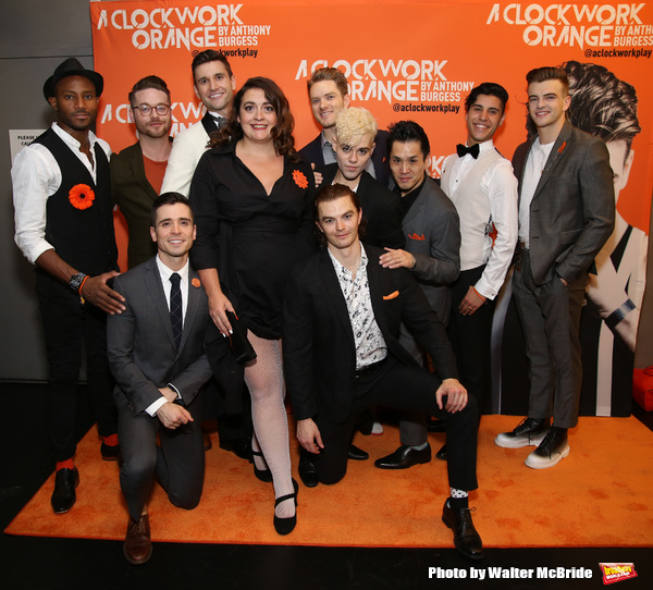 Alexandra Spencer-Jones, Jimmy Brooks, Ashley Robinson, Matt Doyle, Jordan Bondurant, Photo