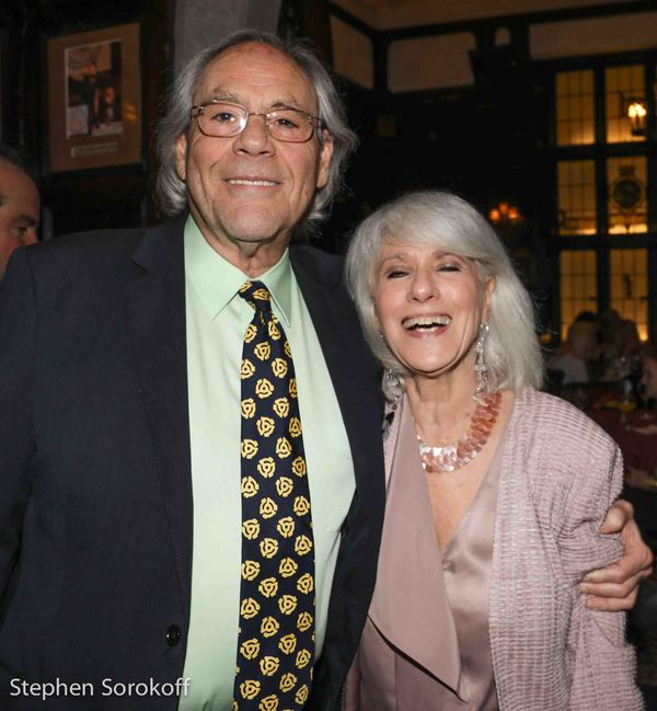 Robert Klein & George Bettinger Photo
