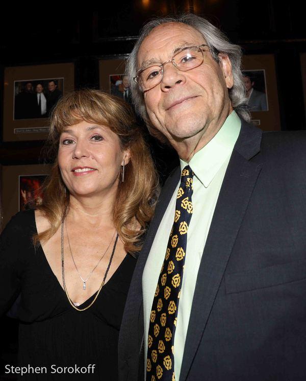 Elizabeth Aspenlieder & Robert Klein