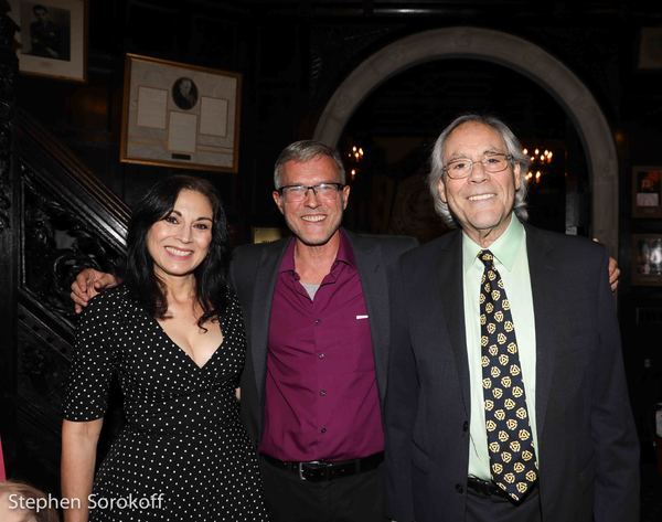 Valerie Smaldone, William Madison, Robert Klein