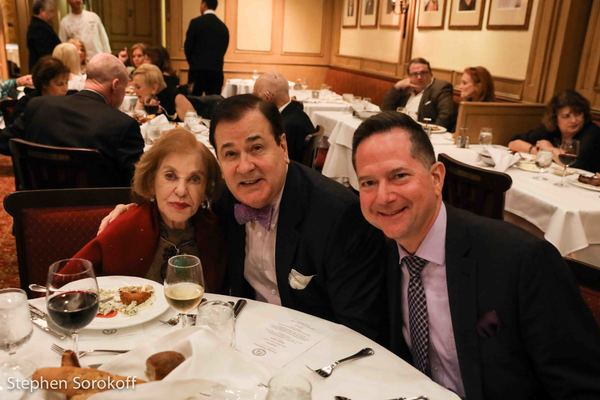Joan Copeland, Lee Roy Reams, George Bettinger Photo