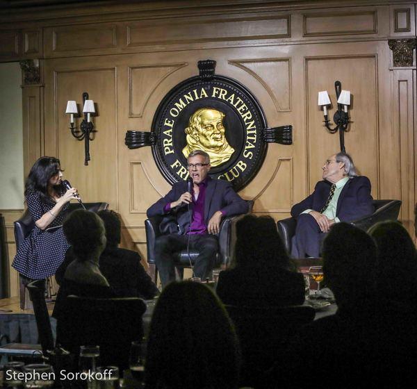 Valerie Smaldone, William Madison, Robert Klein