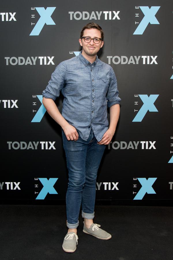 Photo Flash: Aaron Tveit, Laura Osnes and More Celebrate TodayTix's New 'The X Magazine'