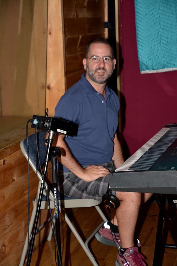 Brian Taylor (Piano, Music Director)