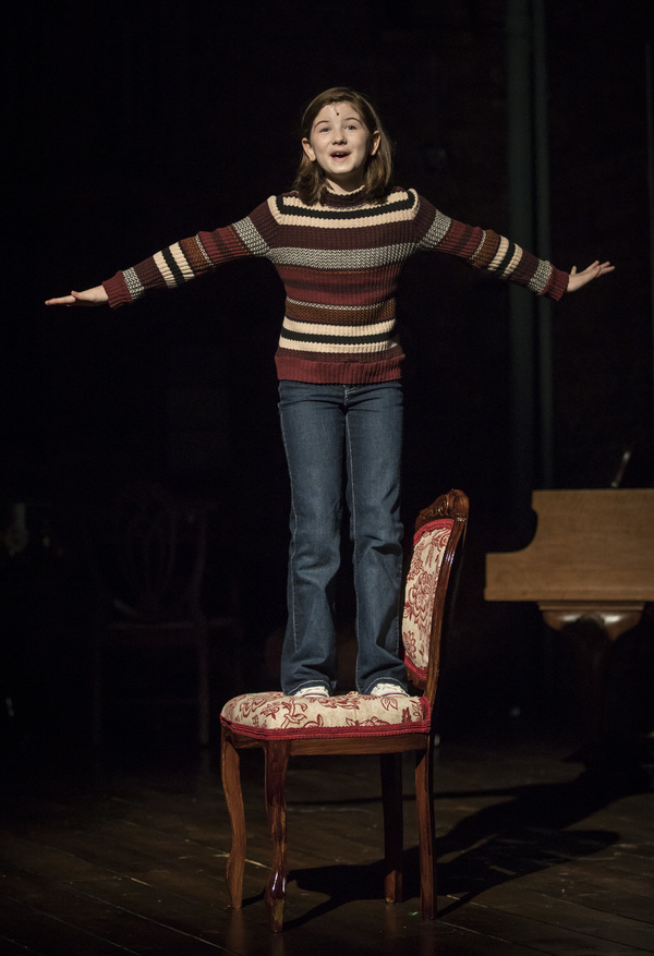 Photo Flash: First Look at FUN HOME at Victory Gardens