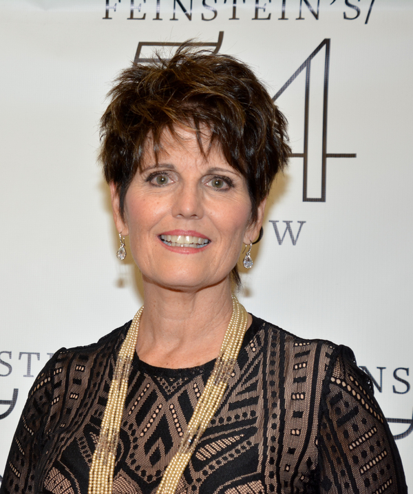 Photo Coverage: Lucie Arnaz Headlines New York Pops' Fall