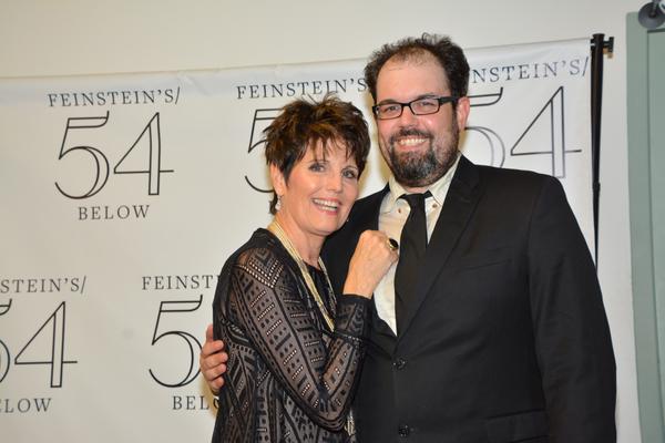 Photo Coverage: Lucie Arnaz Headlines New York Pops' Fall Cabaret Fundraiser at Feinstein's/54 Below