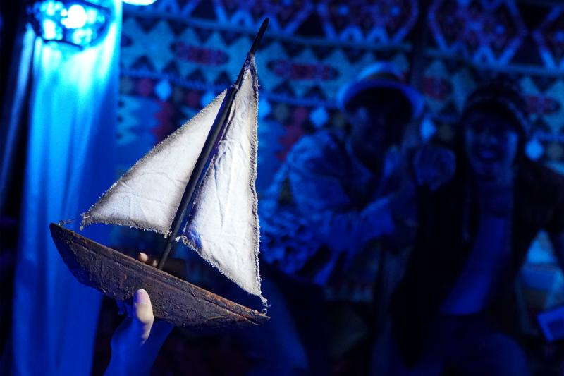 BWW Reviews: DON'T FEAR THE RAIN the Immersive Experience Miami Needs