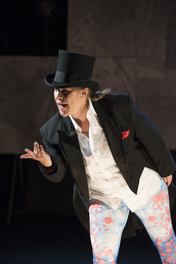 Photo Flash: Ali Kennedy Scott's JUST NOT THAT WOMAN Debuts in Vancouver