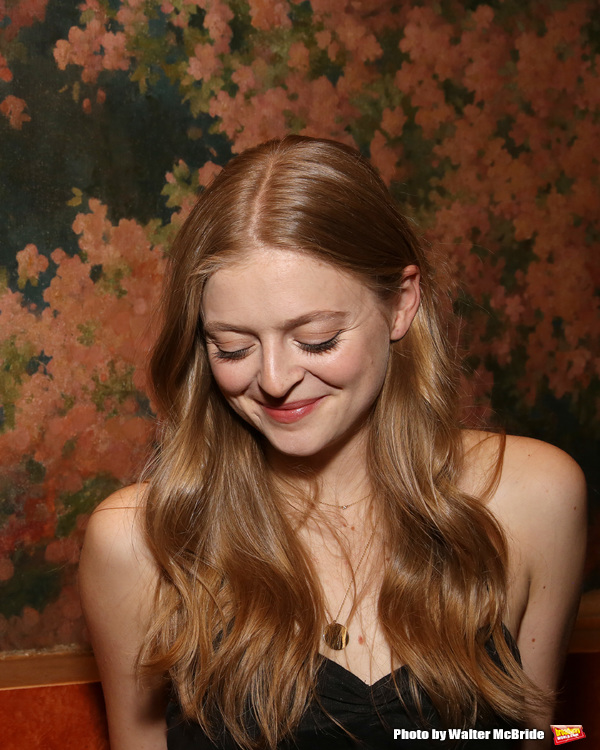 BWW Interview - Debut of the Month: TIME AND THE CONWAYS' Anna Baryshnikov