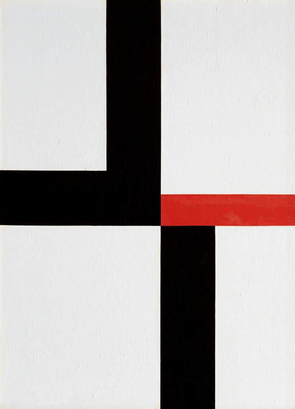 Lot 11 John McLaughlin V-1957 signed, titled and dated1957on the reverseoil on canvas, in artist's frame31 by 22 7/8 in. 78.7 by 58.1 cm. Estimate $80/120,000 Sold for $516,500 AUCTION RECORD FOR THE ARTIST
