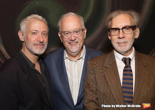 Scott Frankel, Doug Wright and Michael Korie