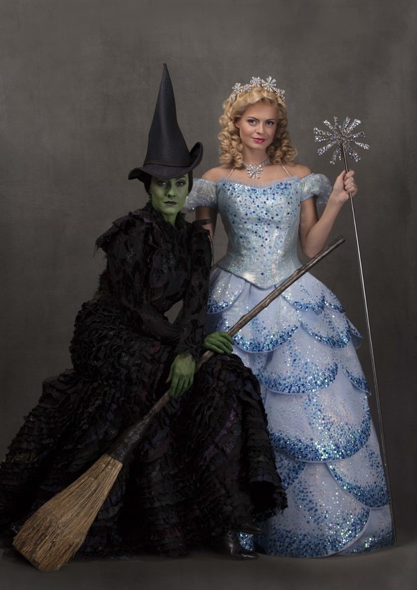 Photo Flash: WICKED Flies into its 12th Year with Brand New Portrait Photos