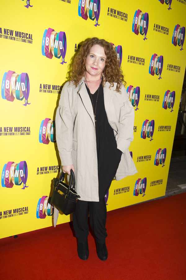 Photos: Take That, Lulu and Company Celebrate Tim Firth's New Musical THE BAND on Opening Night