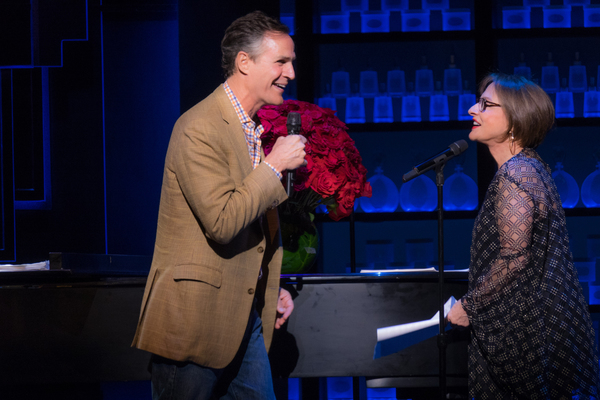 Howard McGillin and Patti LuPone