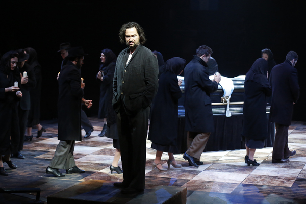 Photo Flash: First Look at Briana Carlson-Goodman, Constantine Maroulis and More in EVITA at North Shore Music Theatre