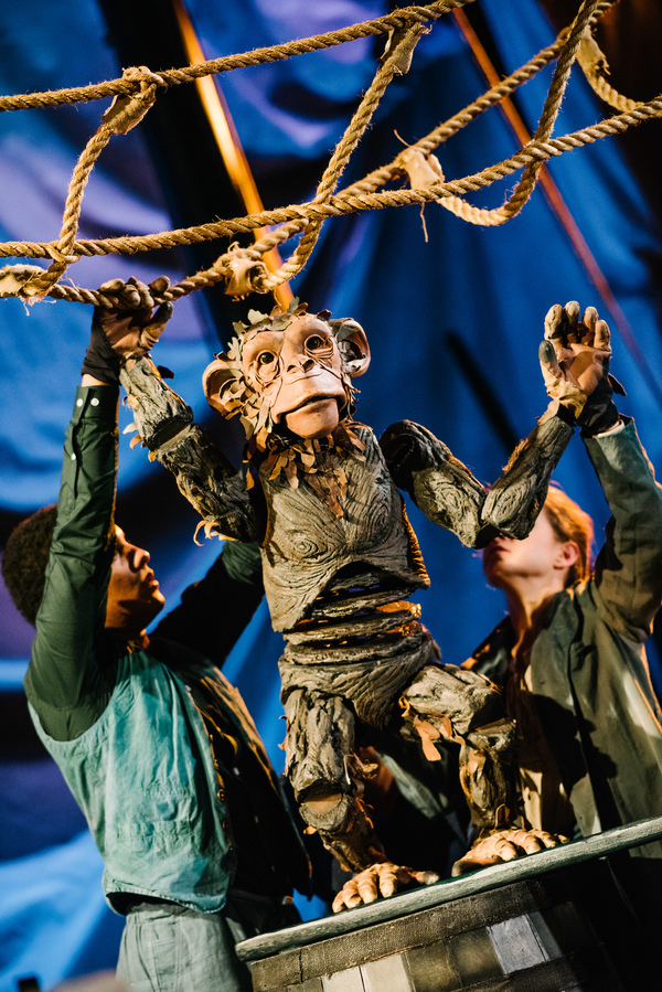 Photo Flash: First Look at Gyre & Gimble's THE HARTLEPOOL MONKEY at Stratford Circus