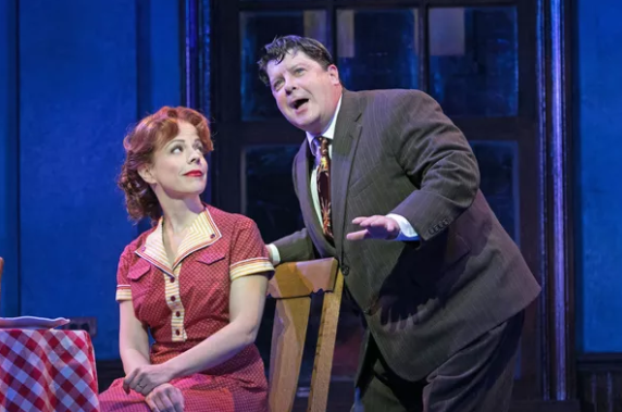 BWW Interview - Tony Winner Michael McGrath Talks THE HONEYMOONERS