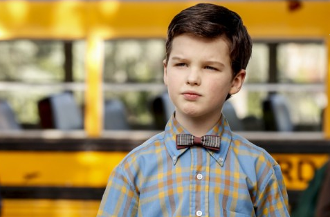 YOUNG SHELDON Receives Full-Season Order for 2017/18 Broadcast Season