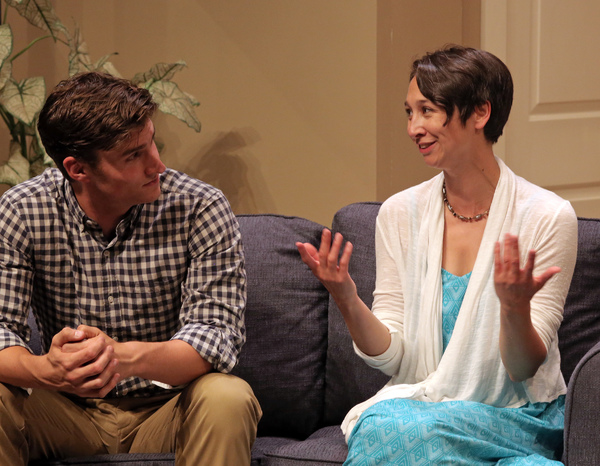 Photo Flash: First Look at SEX WITH STRANGERS at Good Theater