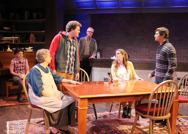 Photo Flash: OC Premiere of Nina Raine's TRIBES Comes to Chance Theater