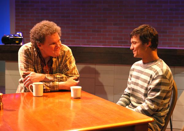 Jonathan Fisher and Miles Barbee