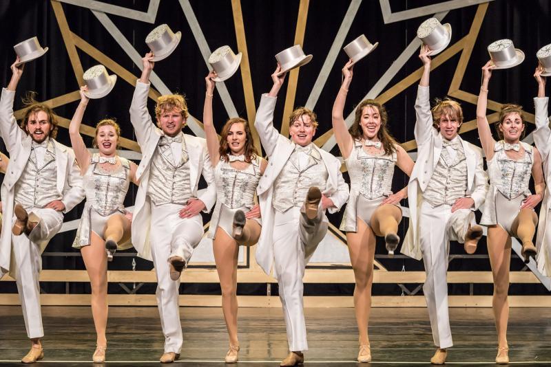 BWW Review: Alabama Talent Fills The Spotlight in A CHORUS LINE at Virginia Samford Theatre