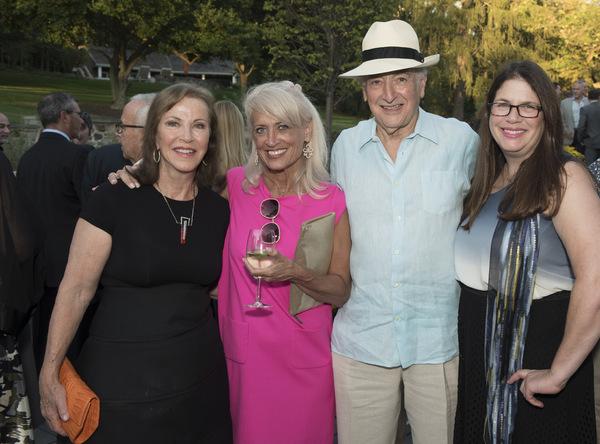 Sandy Marshall, Michael Murphy, David Marshall and Denise Marshall