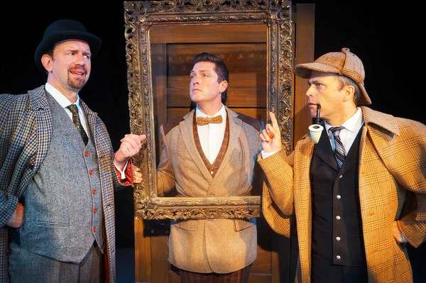 Simon Needham and Chris Crawford and Steven Lane Photo