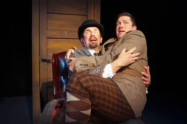 Simon Needham and Chris Crawford Photo