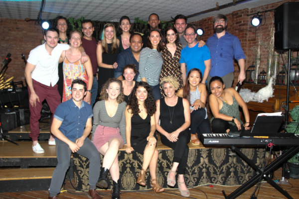 Photos: Stephanie D'Abruzzo and Garth Kravits Lead FTP's 'Plays, Pints & Party' Reading Series