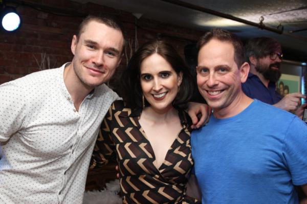 Sam Underwood, Stephanie D'Abruzzo, Garth Kravits Photo