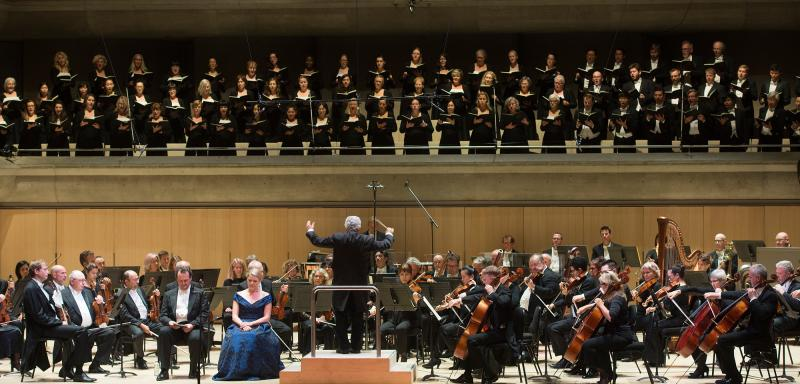 BWW Review: Escape to Serenity with Toronto Symphony's BRAHMS GERMAN REQUIEM