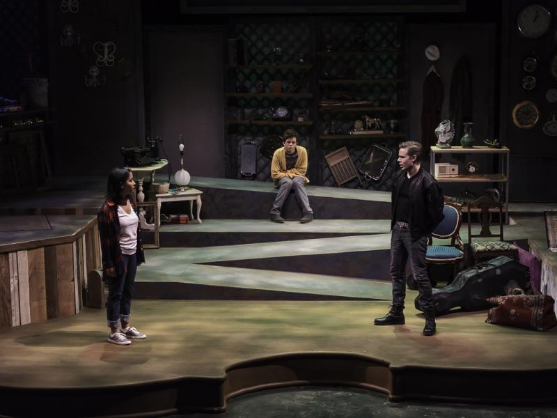 Vanderbilt University Theatre Opens Season With KID SIMPLE Today