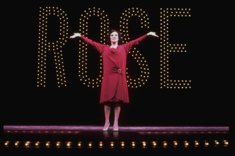 Sing Out, Louise! NY Public Library's Charles Morrow on GYPSY
