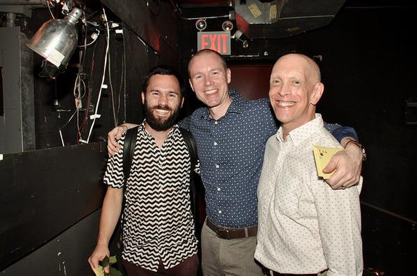 Photo Flash: Andy Halliday's UP THE RABBIT HOLE Celebrates Opening Night at TNC