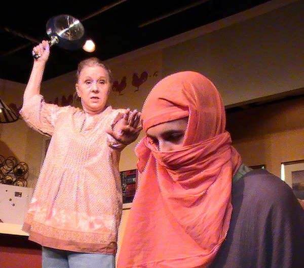 Photos: Crown City Theatre Company's SOMEWHERE IN THE MIDDLE