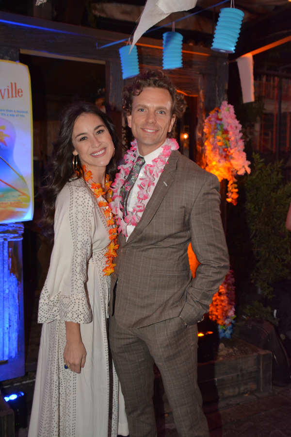 Photo Coverage: ESCAPE TO MARGARITAVILLE Toasts to Escaping the City Before Pre-Broadway Tour!