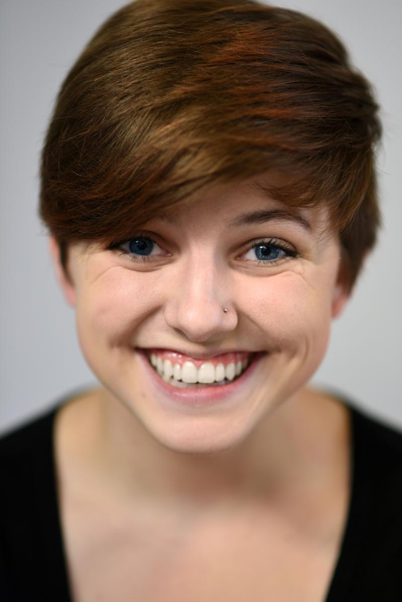 Collegiate Theatrics: Lipscomb University's SARAH JOHNSON