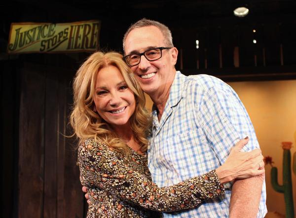 Kathie Lee Gifford and David Friedman Photo