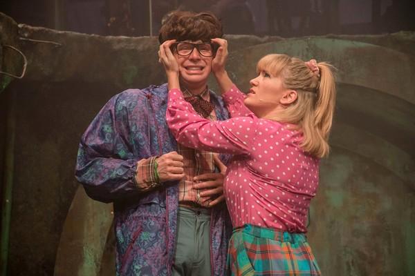 Mark Anderson and Emma Salvo Photo