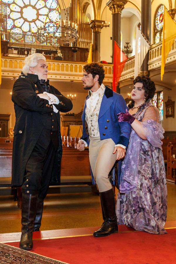Photo Flash: Pittsburgh Opera presents TOSCA