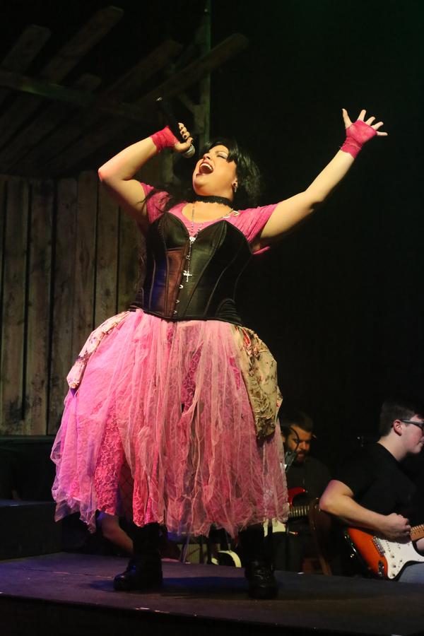 Photo Flash: New Line's Four-Woman Rock Opera LIZZIE, Opening Tonight