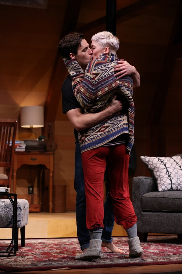 Photos: Digital-Age Romantic Drama SEX WITH STRANGERS at Westport Country Playhouse