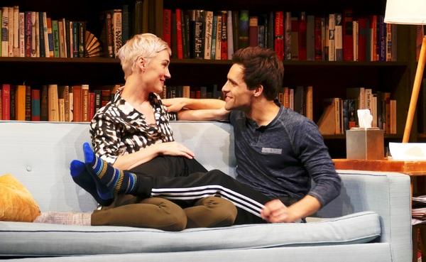Jessica Love and Chris Ghaffari